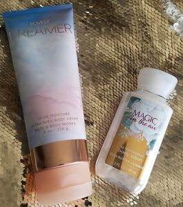 Nwt! Lovely dreamer and magic in the air deal!